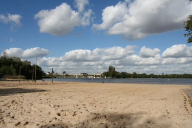 Strand Oosterplas