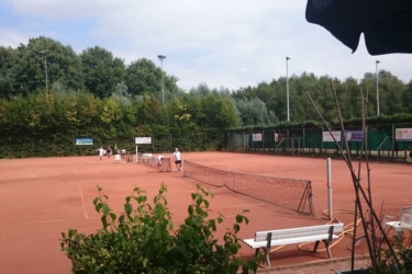 Tenniscomplex Ball Point Sportpark De Schutskamp