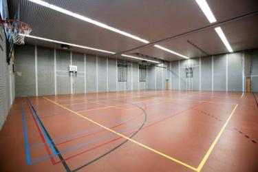 Sportzaal BBS Haren, Donk en Reit