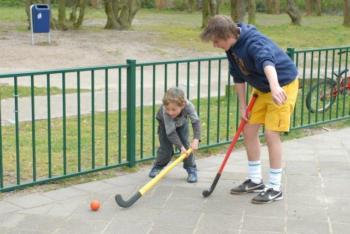 Hockey Op Schoolplein 2
