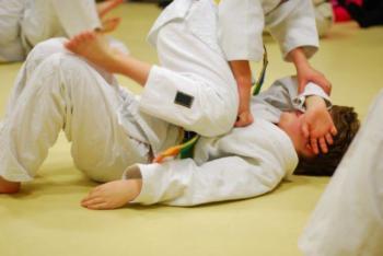 Judo Jongens