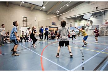 Circulatie Volleybaltoernooi Rosmalen/Nuland/Vinkel