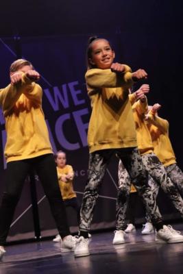 Kids Dance (2-3 jaar)