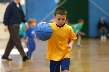 Basketbal Zaal