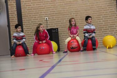 Gymplus Noord - KC De Haren