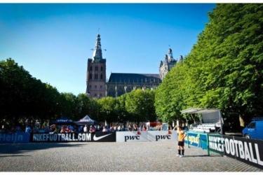KNVB Straatvoetbaltoernooi: Stedelijke Finale