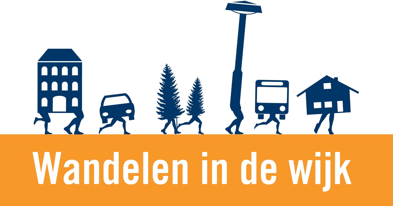 Logo Wandelen In De Wijk