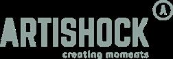 Logo Artishock Creating Moments