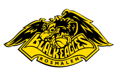 Logo van Black Eagles