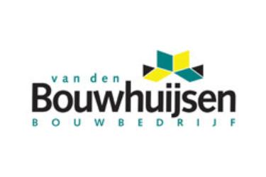 Logo van den Bouwhuijsen bouwbedrijf