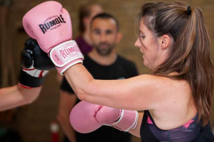 Boksclinic Boxing Podjan