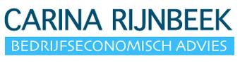Carina Rijnbeek Bedrijfseconomisch advies