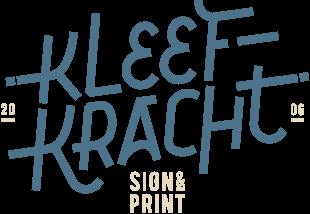 Logo Kleefkracht