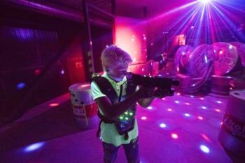 Lasergame toernooi KC De Duizendpoot 2019
