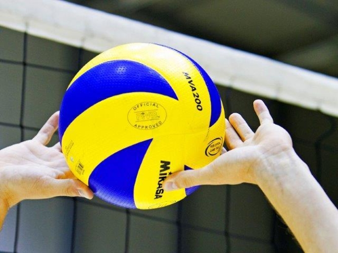 Roze Volleybal Toernooi