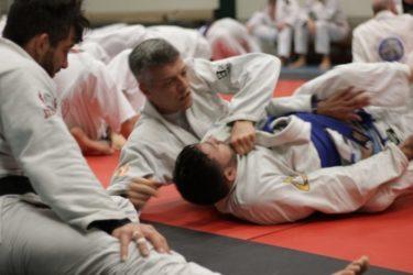 Braziliaans Jiu Jitsu toernooi