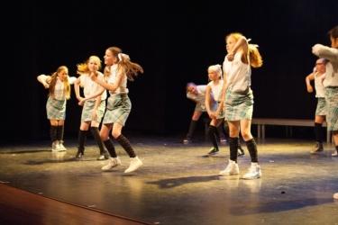 Dans Line Dance HEVO