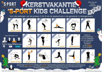 Kids challenge