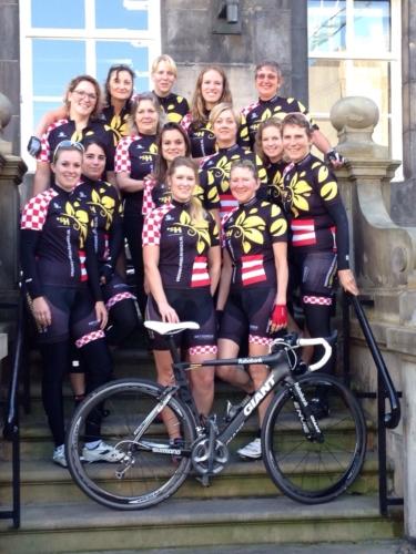 Persmoment Vrouwenwielrennen  S Hertogenbosch 4 01