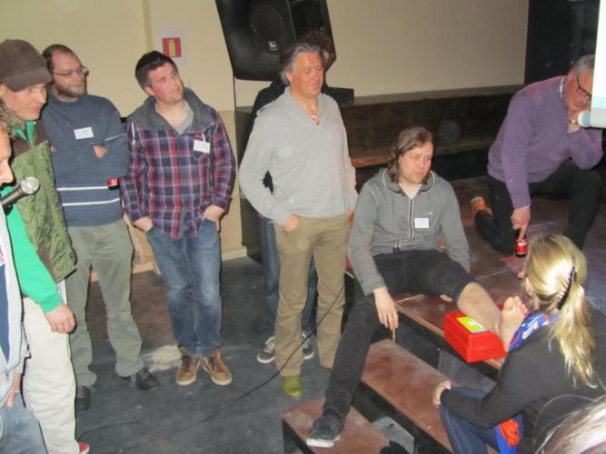 Workshop Blessurepreventie Dbzfysio En World Skate Centre 2