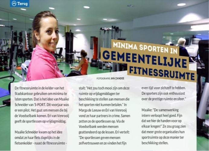 Sport Voor Minima 01