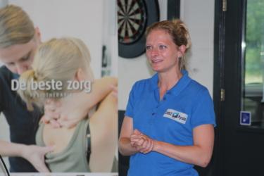 DBZ Fysio verzorgt workshop voor badmintonners