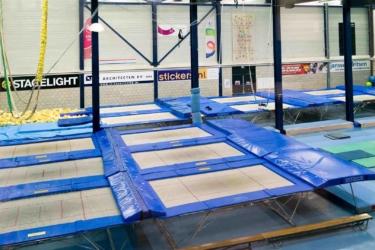 Flik Flak trampoline