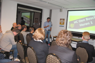 MACKEL&BERGH geeft workshop 'Mission Impossible' aan sportbestuurders en trainers