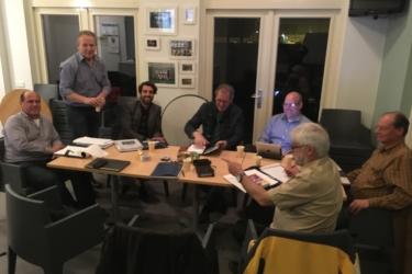 Start support Kragten voor verenigingen sportpark Hambaken