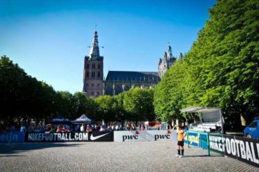 Stedelijke Finale: KNVB Straatvoetbaltoernooi