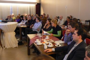 Willie Robben Horeca 5 Maart 2009
