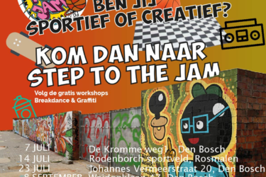 Kom naar Step to the Jam