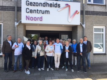 Nationale Diabetes Challenge in Noord