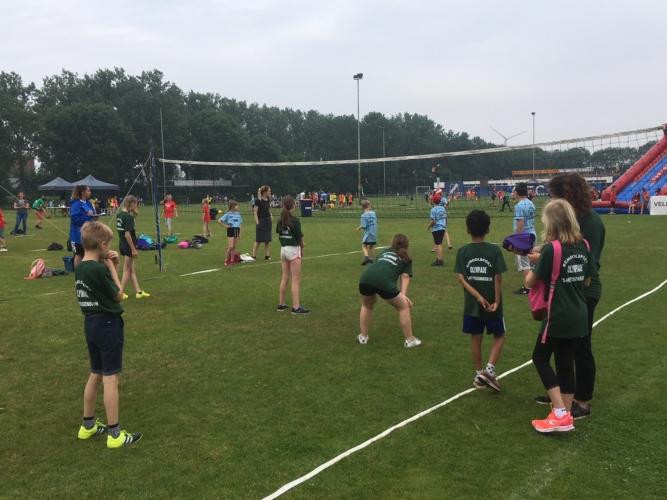 Schoolsportolympiade weer een succes!