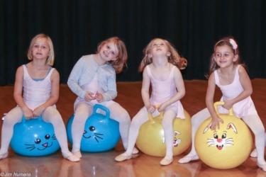 Voorstelling Balletschool Bommelerwaard