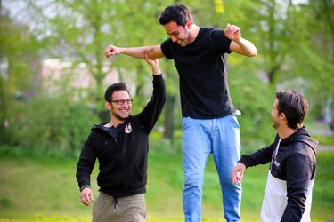 De jeugd aan zet! Citytrainer op jouw vereniging!
