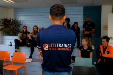 Landelijke Citytrainer inspiratie bijeenkomst