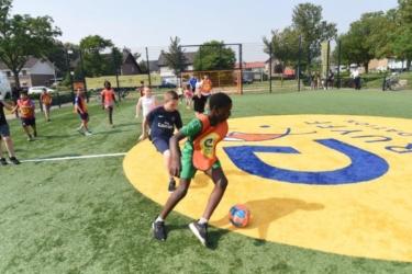 Heropening Cruyff Court FC Den Bosch