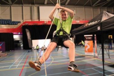 Deelnemersrecord Maaspoort Sport&Event Week