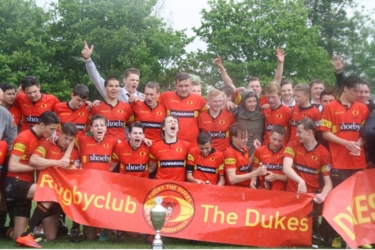 The Dukes Junioren Nederlands kampioen!