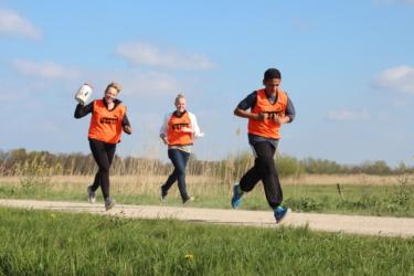 Meer kinderen clublid via goede doel Vestingloop
