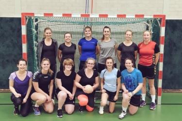 Het eerste Studenten handbal team in 's-Hertogenbosch!