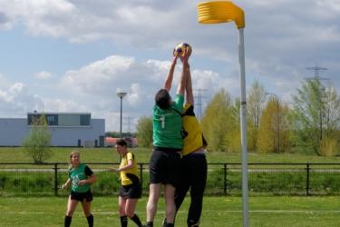Sport voor studenten: Korfbal