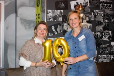 10 jaar ´S-PORT SUPPORT