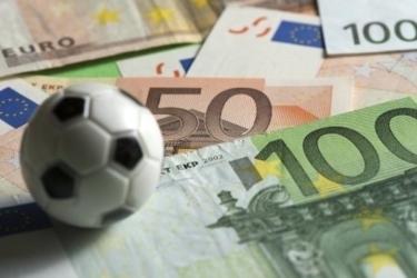 Voetbal Geld