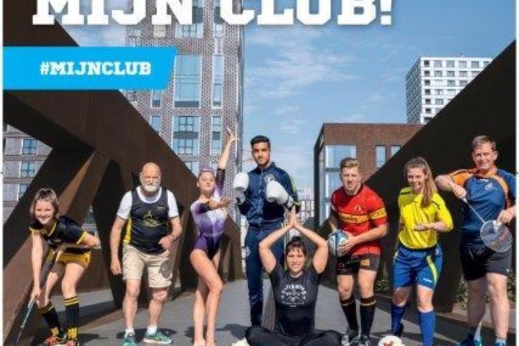 Campagne beeld mijnclub