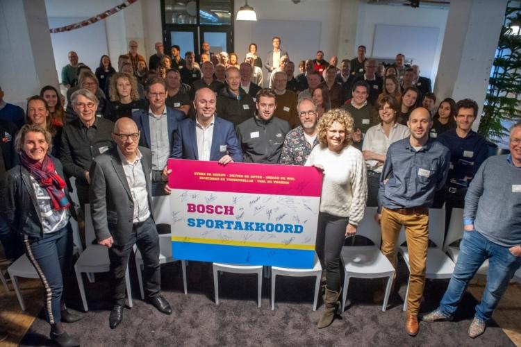 Bosch Sportakkoord 1