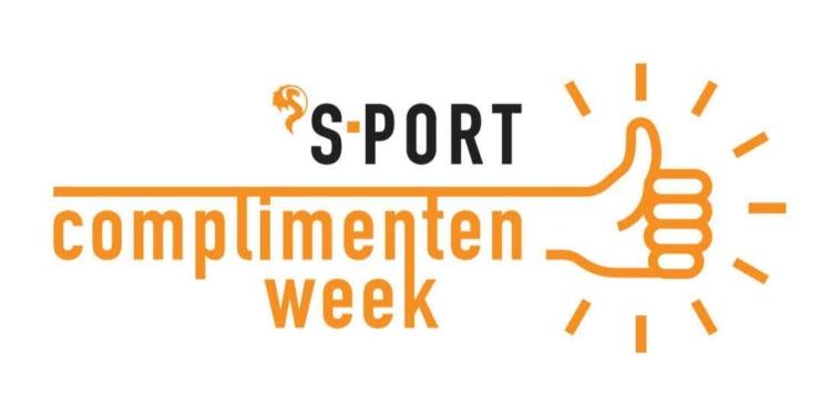 Logo S PORT complimentenweek