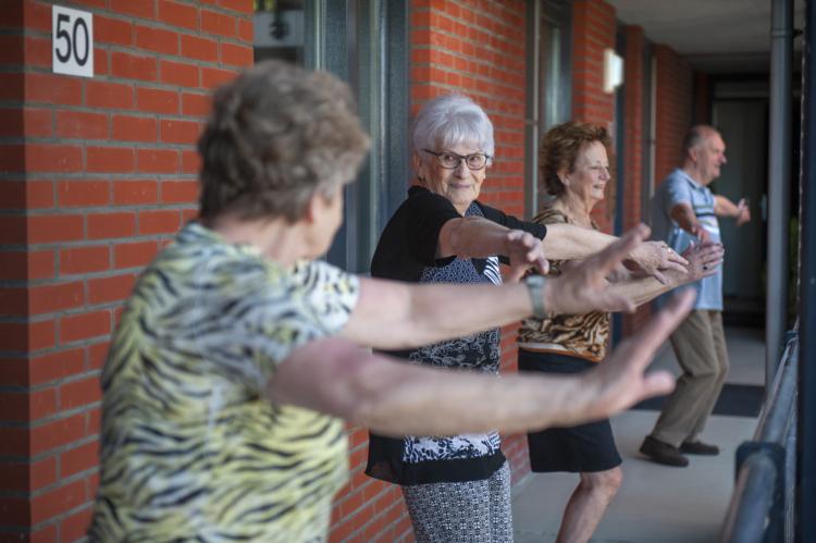 NSW Senioren dames